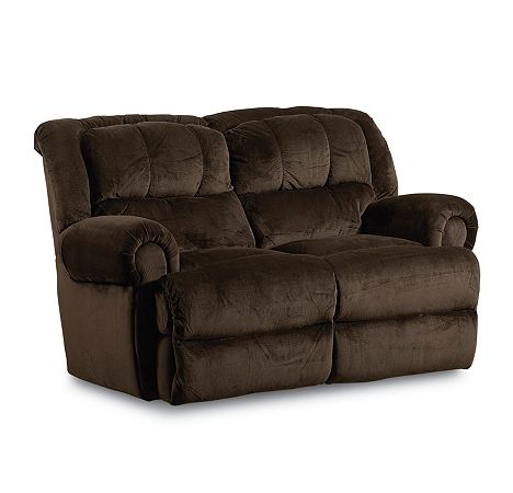 Evans double reclining loveseat from the evans collection for Furniture 7 customer service