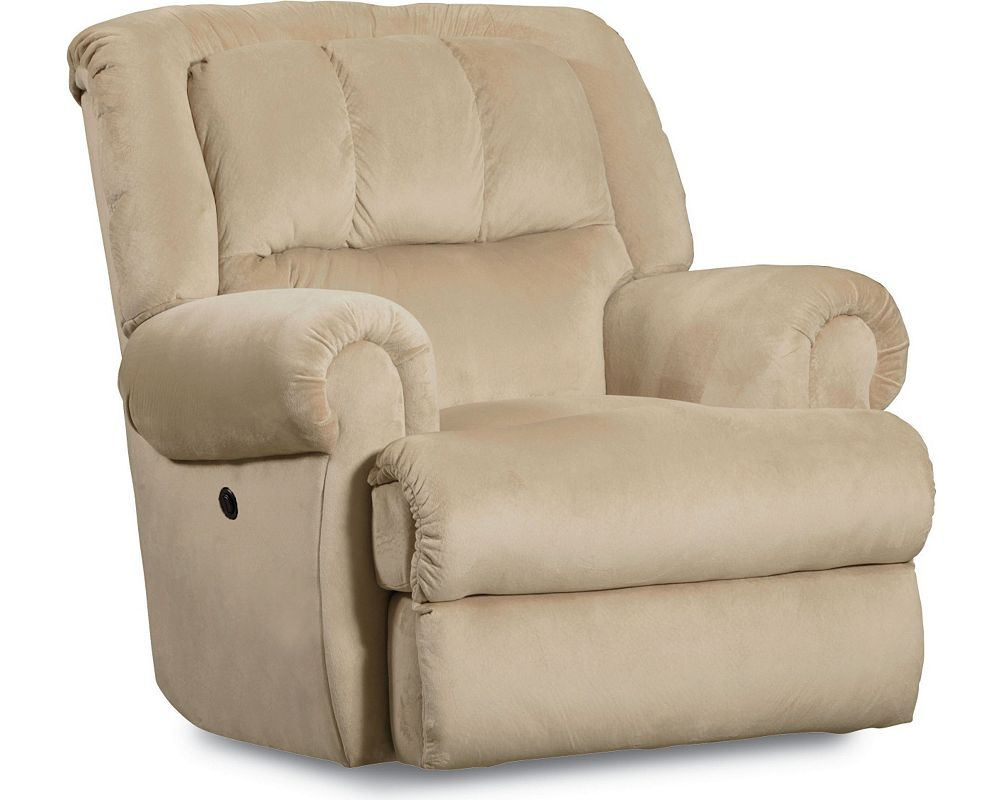 Rocking recliner chairs - Evans Rocker Recliner