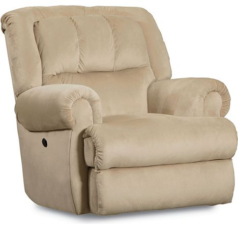 Evans pad over chaise rocker recliner from the evans for Furniture 7 customer service