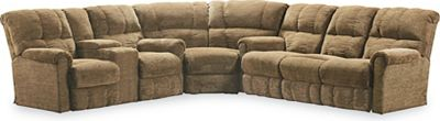 Reclining Sectionals Couches Lane Recliner Sectional ~ Fabric Sectional Sofa With Power Recliner