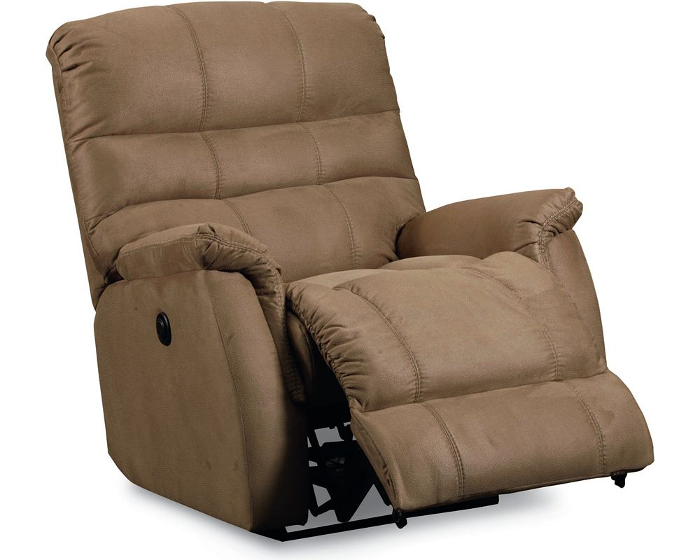 Rocking recliner chairs - Garrett Rocker Recliner