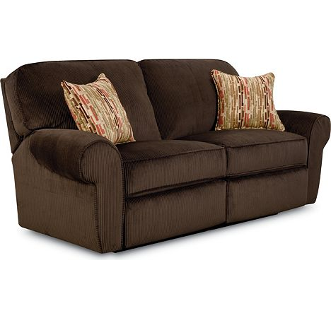 Megan double reclining sofa from the megan collection by for Furniture 7 customer service