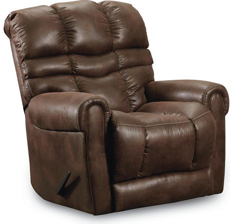 Trenton rocker recliner from the trenton collection by for Furniture 7 customer service