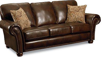 Benson Stationary Sofa Lane Furniture ~ All Leather Sofa And Loveseat