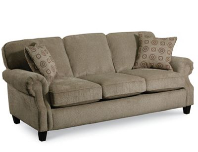 Emerson Sleeper Sofa Queen Lane Furniture ~ Leather Sleeper Sofa Queen