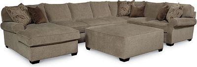 Jonah Stationary Sectional | Lane Furniture | Lane Furniture