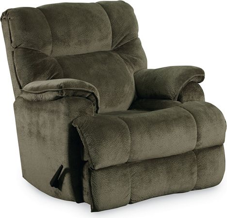 Rancho rocker recliner by lane furniture for Bulldog pad over chaise rocker recliner
