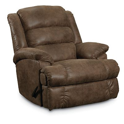 Knox fortKing Rocker Recliner Lane Furniture