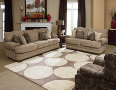 Genial Stanton Stationary Sofa