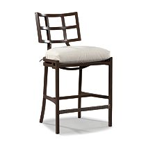 Counter Height Armless Side Chair