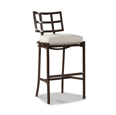 Bar Height Armless Side Chair