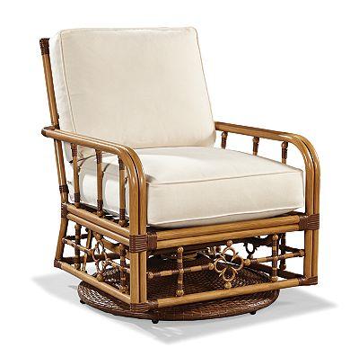 Swivel Glider Lounge Chair