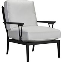 Lounge Chair - Mesh Back