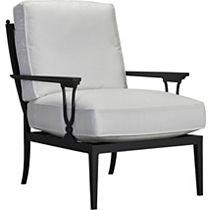Lounge Chair - X Back