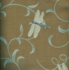 Dragonfly Twirl Linen (Exclusive)
