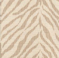 Zebra Linen Flax