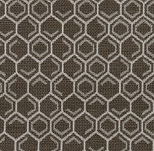 Hexagons Charcoal