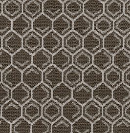 Hexagons Charcoal (Exclusive)