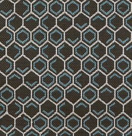 Hexagons Azure (Exclusive)