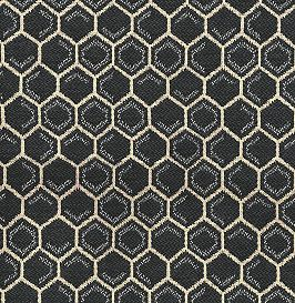 Hexagons Navy