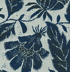 Jacobean Floral Indigo (Exclusive)