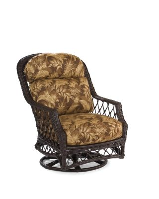 Camino Real High Back Swivel Rocker