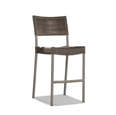 Stacking Bar Height Armless Barstool