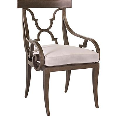 Florentine Dining Arm Chair
