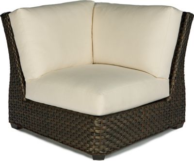 Square Corner Lounge Chair  sc 1 st  Lane Venture & Square Corner Lounge Chair from the Leeward collection at ...