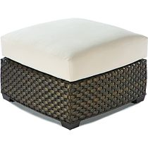 Square Sectional Ottoman