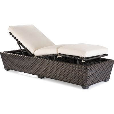 Adjustable Sun Lounger Chaise