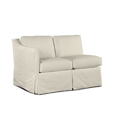 Harrison LF One Arm Loveseat