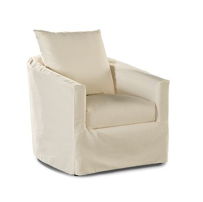 Elena Tub Swivel Lounge Chair