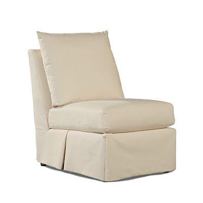 Elena Armless Chair
