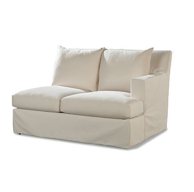 Douglas RF One Arm Loveseat - Lounge