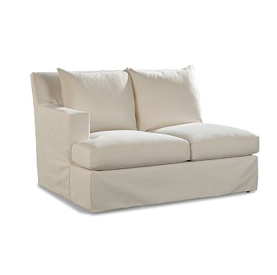 Douglas LF One Arm Loveseat - Lounge