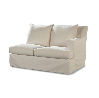 RF One Arm Loveseat - Club Depth