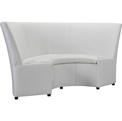 Curved Banquette Sofa