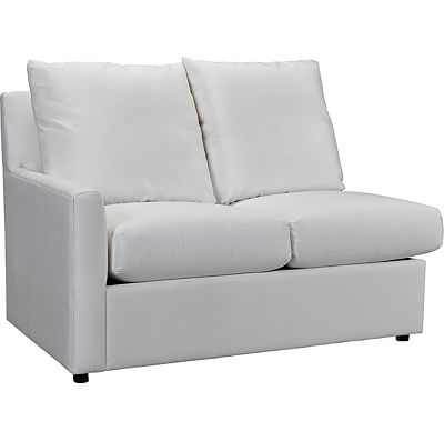 LF One Arm Loveseat