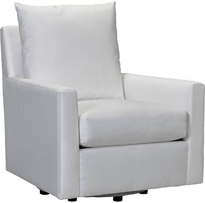 Charlotte Swivel Lounge Chair