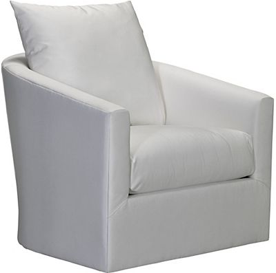 Tub Swivel Lounge Chair