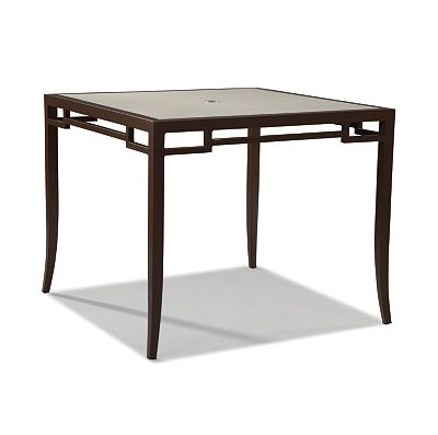 Counter Height Square Dining Table