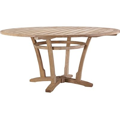 "62"" Round Dining Table"