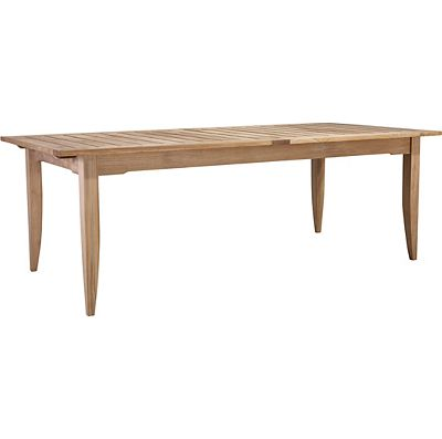 42 X 90 Rectangular Dining Table
