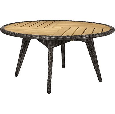 60 round dining table from the cooper collection at. Black Bedroom Furniture Sets. Home Design Ideas