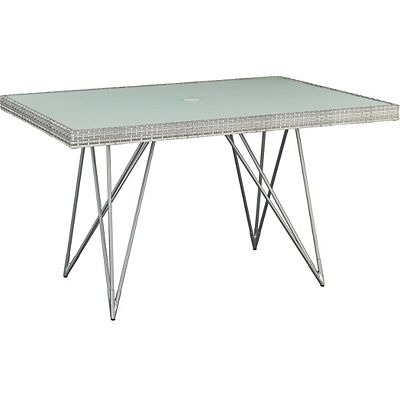 Rectangular Counter Height Dining Table