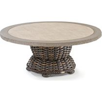 Cocktail Table W/Grfc Top