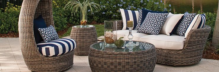 Raymond Waites Outdoor Furniture