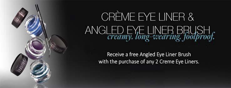 creme eye liner offer