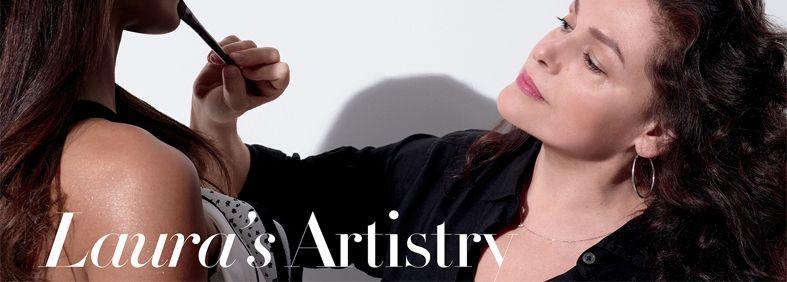 Laura Mercier About Laura Mercier Makeup Artist Laura Mercier Cosmetics Founder